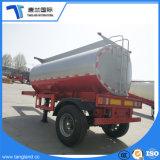 45000 L 알루미늄 반 트럭 연료 Tank/45 Cbm 알루미늄 합금 석유 탱크 트레일러