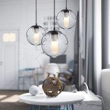 De Lamp van de Tegenhanger van de Zaal van de noordse Creatieve Kinderen van de Persoonlijkheid van de Bel van de Staaf van het Restaurant van de Bal van het Glas Moderne Transparante