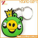 Firmenzeichen Belüftung-Schlüsselhalter für das Bekanntmachen der Geschenke (YB-k-024) anpassen