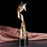 Prêmios de moda para a escola celebração troféu de cristal Design