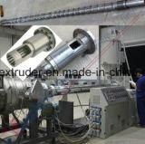 Tubo de pared sólida de HDPE máquina extrusora