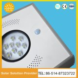 One Solar LED Street Lightの8W Smart Integrated All