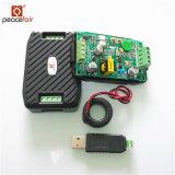 Новейшие АС 100цифровой коэффициент мощности цифровой амперметр Вольтметр RS485 с катушкой КТ и USB