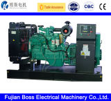 insonorizzato silenzioso di raffreddamento ad acqua di 50Hz 1600kw 2000kVA alimentato dal diesel diesel Genset del gruppo elettrogeno del Cummins Engine