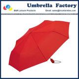 """Automobile rossa 21 del tessuto di seta naturale dell'anti piccolo ombrello UV """""""