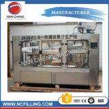 Máquina de fazer sumos concentrados de frutos de sumo engarrafado / máquina de enchimento