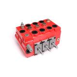 P40 Rexroth un tiroir hydraulique manuel monobloc pièces directionnel du distributeur de débit