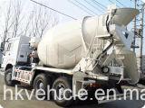 販売のためのHOWO 6*4の中継ミキサーのトラック