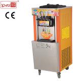 Venda a quente de baixo custo de boa qualidade para chão gelado creme a máquina fabricada na China