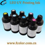 Tinta UV LED a granel para A3 A4 Mini-impressora Flatable