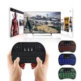 Draadloos Toetsenbord Sunnzo met Muis voor PC, Stootkussen, xBox 360, PS3, de Androïde Doos van TV Google, HTPC, (de Zwarte) muti-Taal van de Steun IPTV
