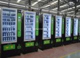 Npt Combo refrigerados uma máquina automática de venda