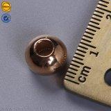 Etiketten van het Metaal van de Vorm van de Bal van Sinicline de Mini Ronde die voor Zwempakken worden gebruikt