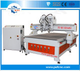 2 Double Heads Salesのための1325年のWood CNC Router
