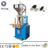 Máquina de Moldagem por injeção de plástico pequeno para cabos/conectores de plugue DC