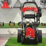 90 bar benzinemotor Elektrische hogedrukwaterstraalwagen Wasmachine voor reinigingsvloeistof