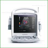 FM portable-9100t Nouveau type d'échographie Doppler couleur 2D scanner avec ce