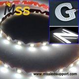 Preço grossista DC12V 2835 S-Shape/LED de ziguezague tira flexível