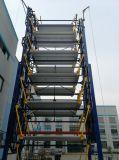 Parque de Estacionamento Automatizado Giratório Vertical Suvs Equipamento de oficina