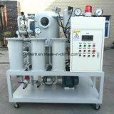 Macchina dielettrica di rigenerazione dell'olio dell'olio del trasformatore di alto vuoto della Doppio-Fase (ZYD-30)