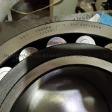 構築機械装置ベアリングGcr15物質的な真鍮のケージの鋼鉄ケージの倍の列23244cc P0、P6、P5のP4品質の球形の軸受