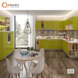 Candany passte moderne Lack-Küche-Möbel für Küche Cabient an