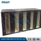 ABB стальной рамы H13 V-Банк фильтр выходящего воздуха HEPA