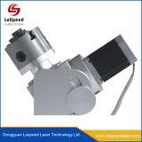 Laser die Machine met Roterend Apparaat voor Ring merken die het Optische Type van Laser graveren