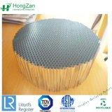 L'aluminium Honeycomb Core avec système de ventilation pour fenêtre Guide d'onde