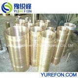 La industria de agua del tubo de PVC de UPVC Extrusión de tubo de la línea de maquinaria de plástico