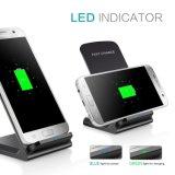 P700 Samsung Galaxy Qi Wireless cargador rápido rápidamente Chargering celular cargador soporte
