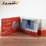 Facevideoの安い価格の誕生日LCDのグリーティングのビデオPCカードデザイン