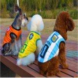 جذّابة كلب محبوب يلبّي صدرة [وورلد كب] كرة قدم كلب ملابس رياضيّة كرة قدم جرسيّ محبوب منتوج