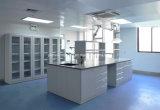 Het Meubilair van het Laboratorium van de Chemie van de fysica met de Plank van de Reagens