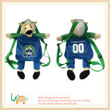 Фаршированные и мягкие игрушки животных детский рюкзак для детей в подарок