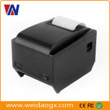 Alta velocidad de impresión 350mm 80mm de recepción térmica impresora de impresión