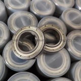 モーターバイクの予備品の中立ブランド6203zzの6302zz深い溝のボールベアリングで使用されるクロム鋼ベアリング鋼鉄