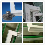 Ventana de PVC CNC Máquina de limpieza de la esquina con 6 cuchillas