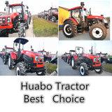 中国の農業機械160HP 4WDの農場トラクター