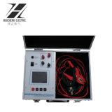 Het Meetapparaat van de Weerstand van de Transformator gelijkstroom van de Hoge snelheid van het Certificaat van Ce RoHS 10A