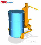 手動Type Hydraulic Drum Lifting Truck 350kg Capacity