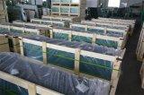 Forma especial 3-12mm profunda transformação de vidro temperado float incolor/vidro temperado com borda polida