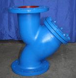 /Fundición de hierro dúctil y tipo de filtro (BS4504)