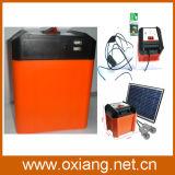ホームおよび旅行使用の携帯用小型太陽発電機のために適した
