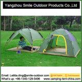 Barraca de acampamento engraçada impressa do piquenique de 3 pessoas costume barato auto