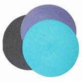 Esteira tecida PP da cor 100% para o Tabletop