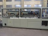 Máquina de plástico para la línea de producción de perfiles de PVC