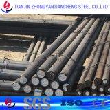 Barra d'acciaio della molla laminata a caldo 65mn nelle azione della barra d'acciaio nella buona durezza