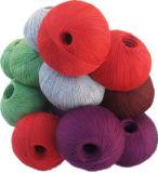 Filato di lana 2/26nm delle lane 30% di 70% di miscela merino del cachemire