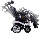 Enjycare grundlegender Energien-Rollstuhl 2017 mit Aluminiumrahmen für Neigung